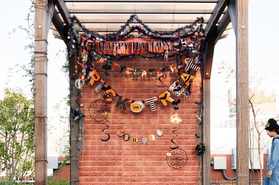 Halloween Spotの様子